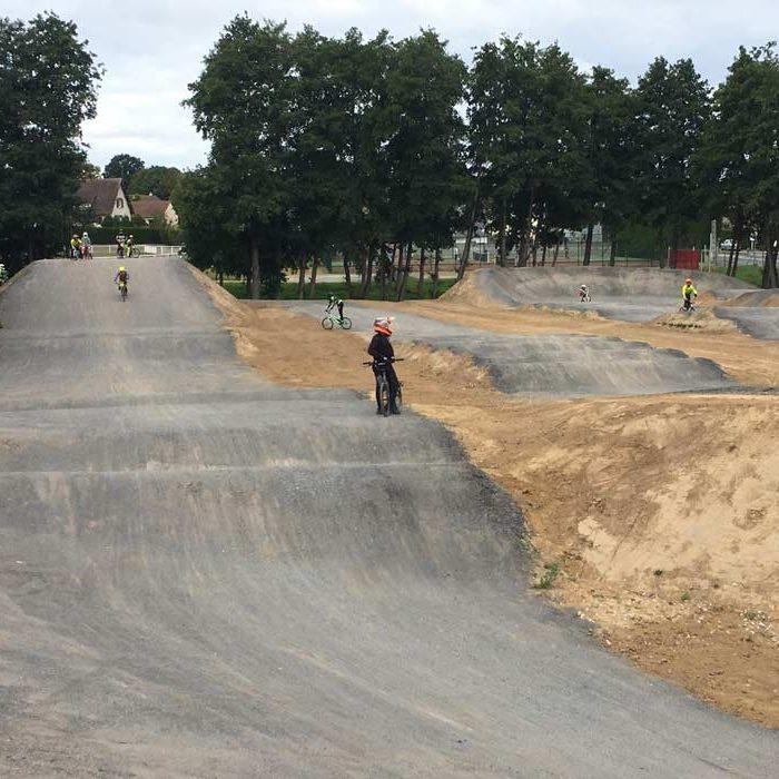 Terrain de BMX Aménagements sportifs gournay-en-bray Loisirs