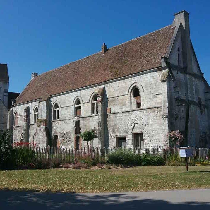 Maladerie Saint-Lazarre à Beauvais Culture et Patrimoine
