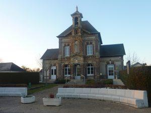 La Mairie de Cuy-Saint-Fiacre