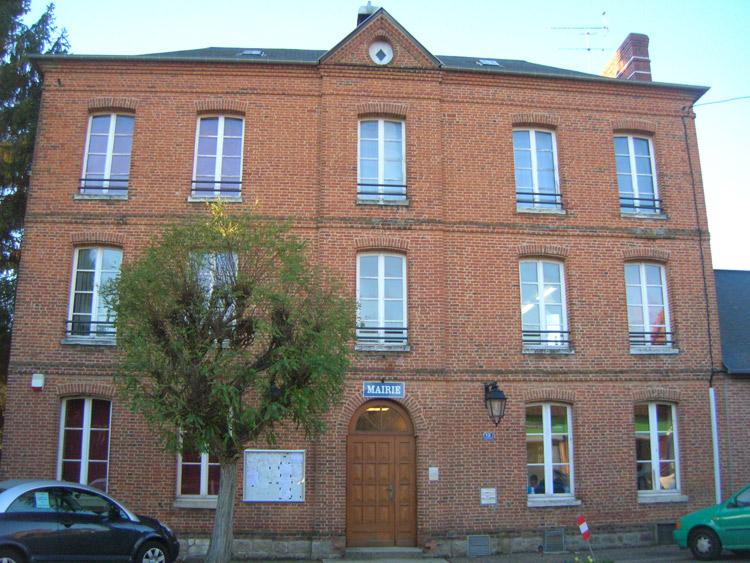 La Mairie de Croisy-sur-Andelle
