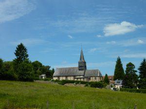 Église d'Avesnes-en-Bray