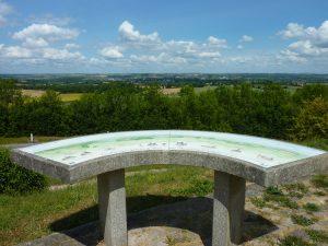 Point de vue panoramique à Ernemont-la-Villette