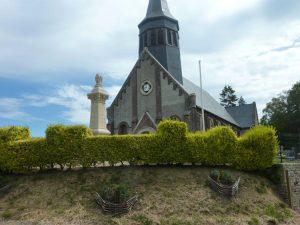 Église Saint-Martin à Ernemont-la-Villette