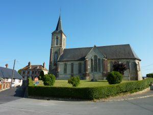 Église Saint-Martin à Ferrières-en-Bray
