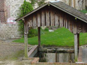 Lavoir à Gancourt-Saint-Étienne