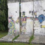 Mur de Berlin à Gournay-en-Bray