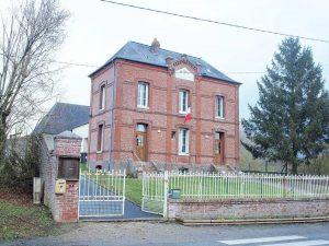 Vue extérieure Mairie de La Bellière