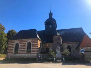 Eglise d'Argueil
