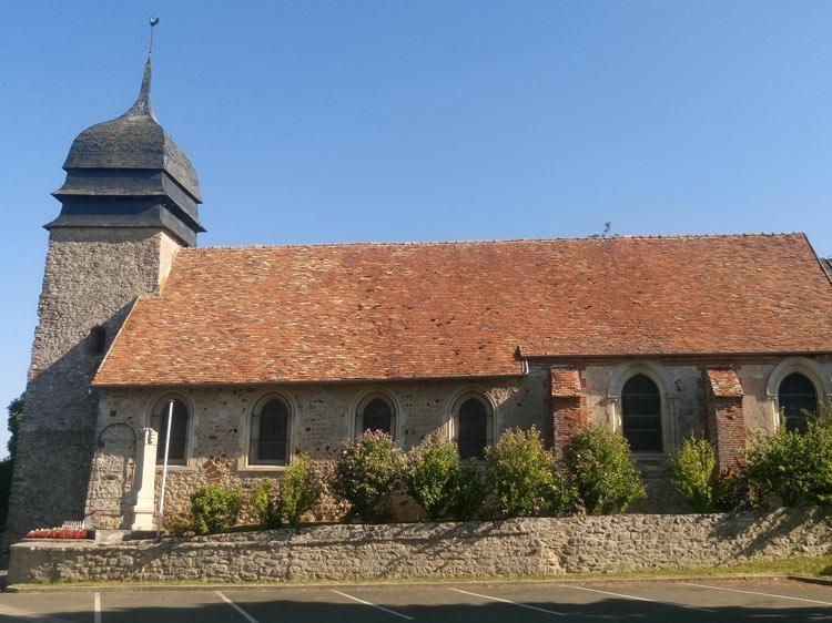 L'Église Notre-Dame du Mesnil-Mauger