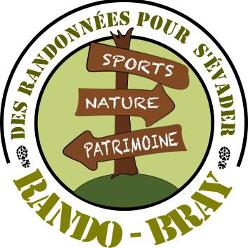 Logo de Rando-Bray en Seine-Maritime autour de Gournay-en-Bray